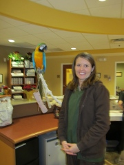 Amy Jones, Veterinary Assistant at Animal Hospital of Polaris