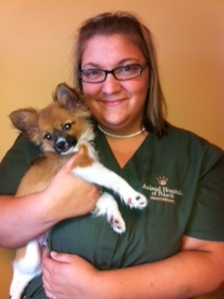 Lizzy Brunello - Groomer for Animal Hospital of Polaris