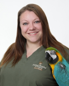 Ami Jones, Dog Trainer at Animal Hospital of Polaris